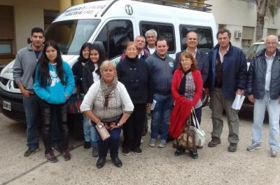 Un nuevo contingente de pacientes partieron a OPERACIÓN MILAGROS