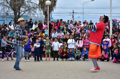 Resultado de imagen para La Asistencia Pública también celebró el Mes de Todos los Niños CONCORDIA