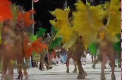 Embedded thumbnail for Las Comparsas desplegaron todo su ritmo en una nueva noche de Carnaval