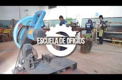 Embedded thumbnail for Escuela de Oficios