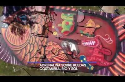 Embedded thumbnail for Renovamos el SkatePark en la Costanera