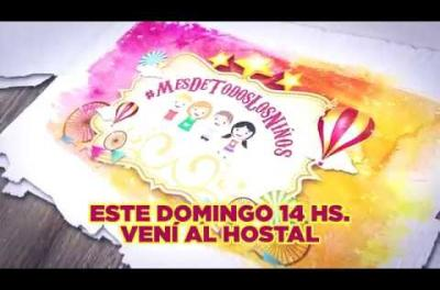 Embedded thumbnail for El Mes de Todos los Niños llega a San Carlos