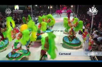 Embedded thumbnail for Turismo y Carnaval en Concordia