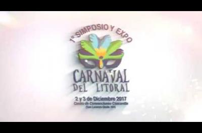Embedded thumbnail for 1º Simposio y ExpoCarnaval del Litoral