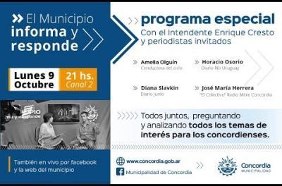 Embedded thumbnail for El Municipio Informa y Responde en vivo