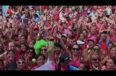 Embedded thumbnail for Maratón de la Mujer 2017