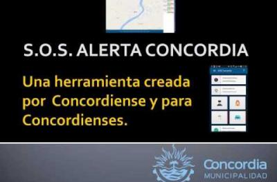 Embedded thumbnail for SOS Alerta Concordia
