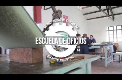 Embedded thumbnail for Escuela Municipal de Oficios