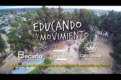 Embedded thumbnail for Educando en Movimiento